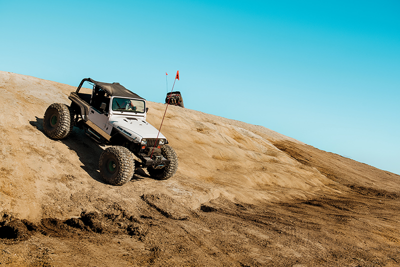 Holly Oaks ORV Park