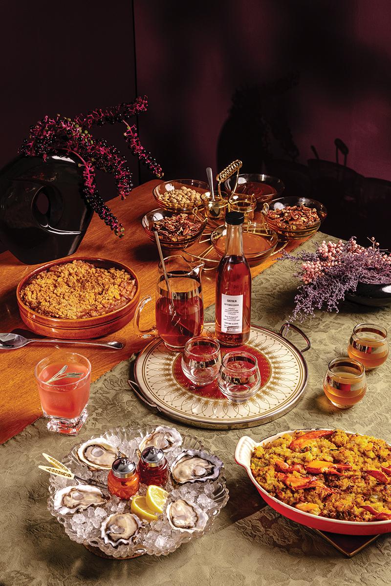 thanksgiving tips - castalia