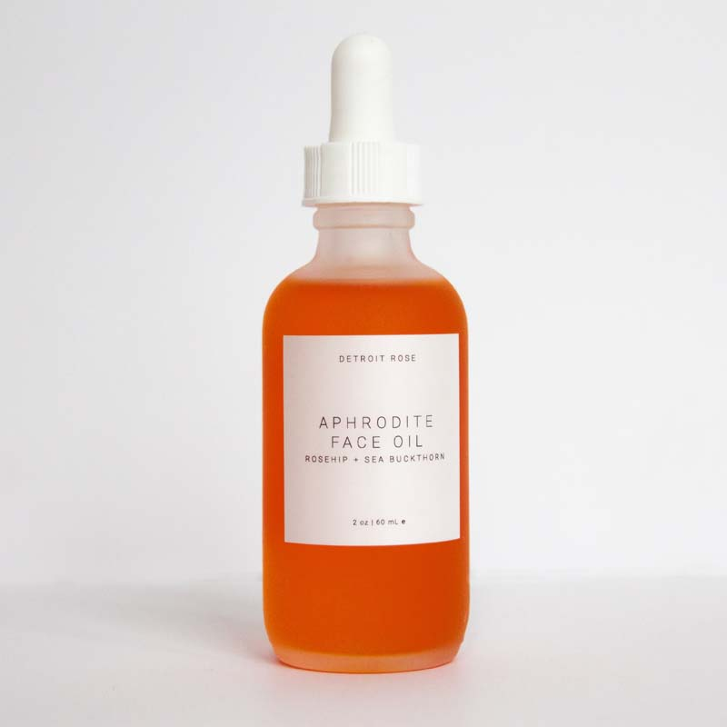 detroit rose - self-care - beauty gifts