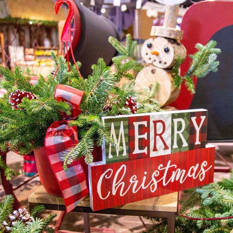 blake's holiday market