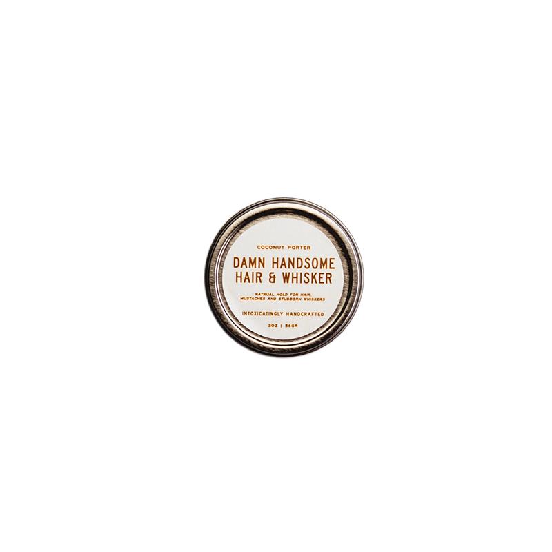 whisker wax - no shave november