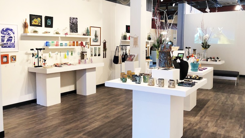 Art for the Holidays 2 PC Detroit Artists Market