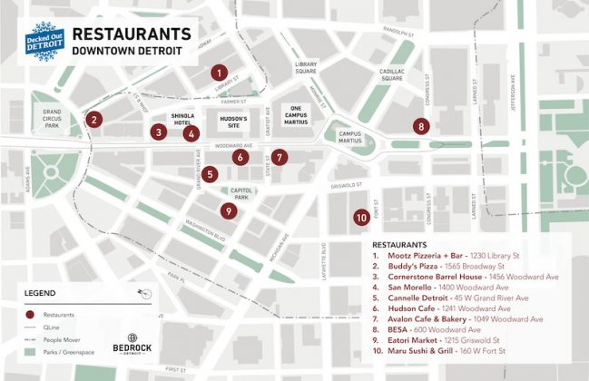decked out detroit restaurants