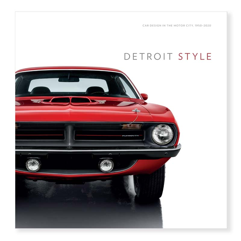 Detroit Style: Car Design in the Motor City