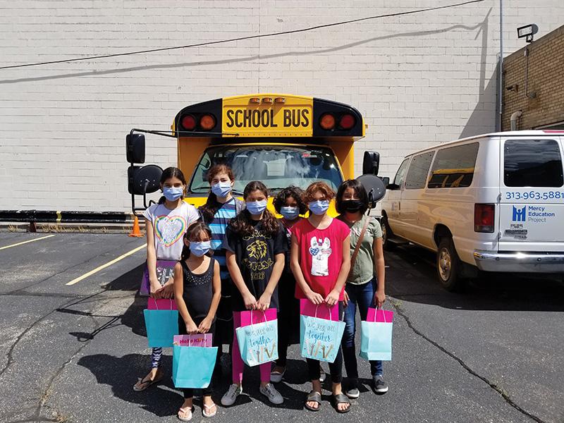 Metro Detroit Charities - mercy education project