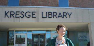 kresge library emily spunaugle