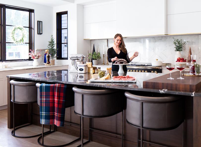 A Peek Into The Cozy And Elegant Kitchen Of A Birmingham Designer