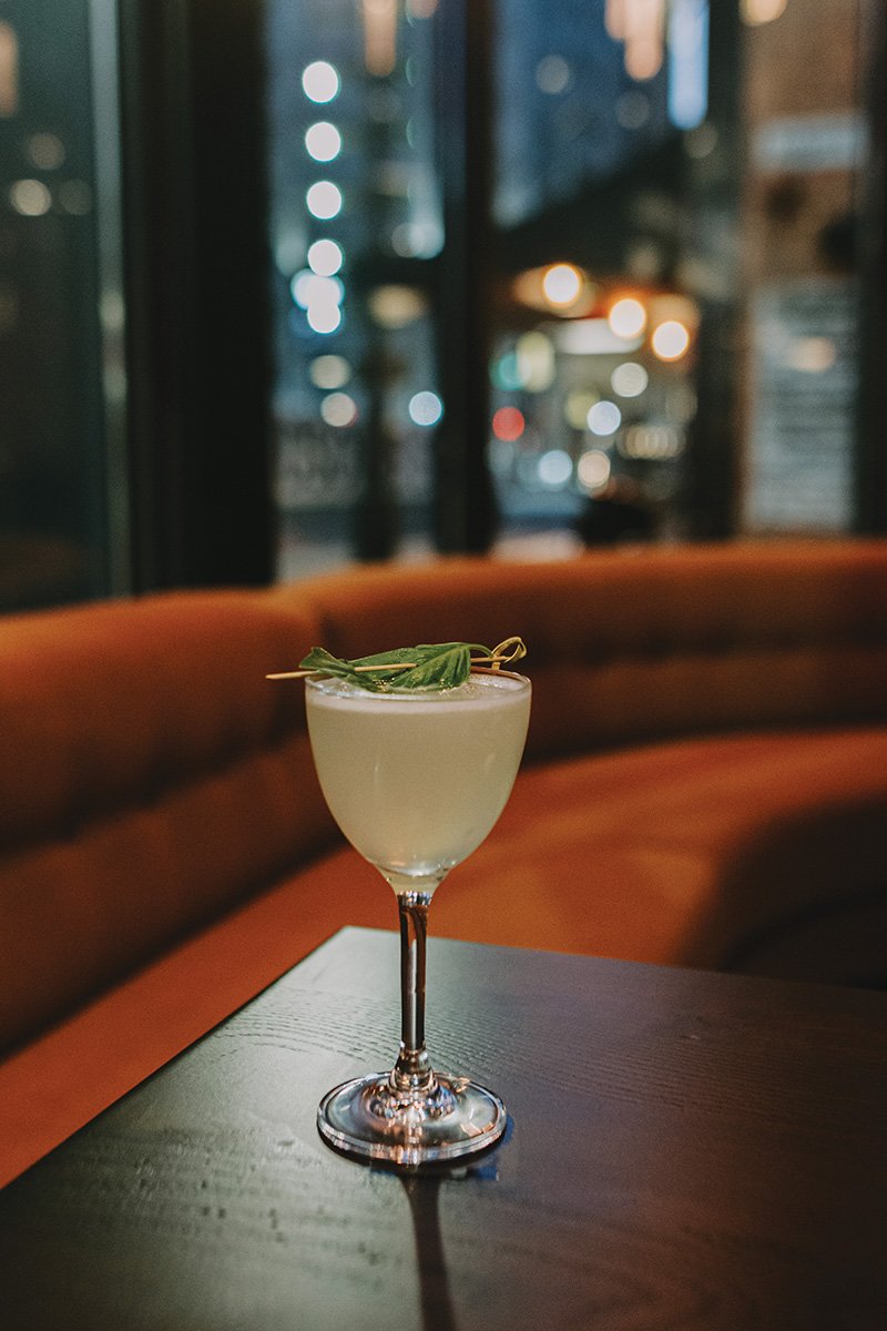 olin bar and kitchen cocktail recipe