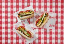 Portillo's - hot dogs