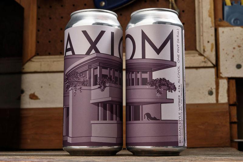 metro Detroit breweries - axiom