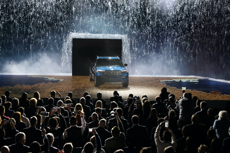 Ford North American International Auto Show2019