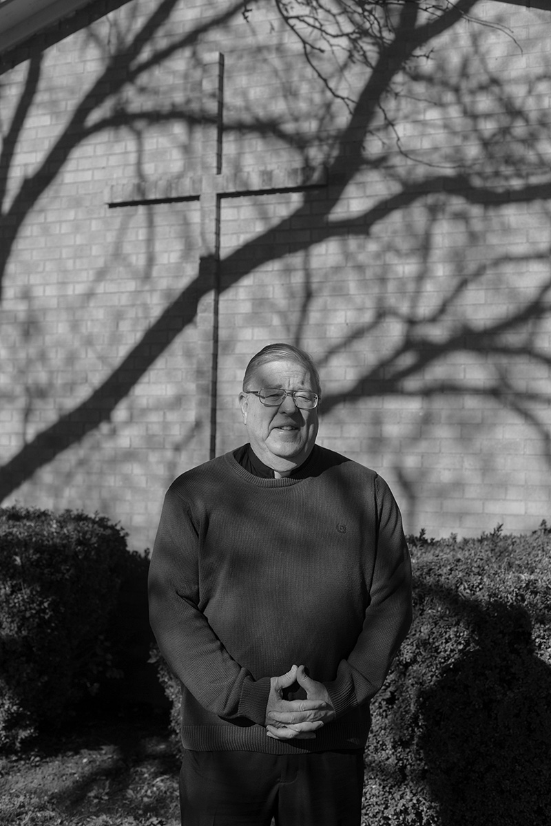 Monsignor Charles Kosanke