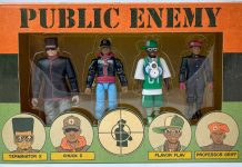 hip-hop public enemy