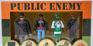 hip-hop public enemy