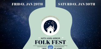 ann arbor folk fest - the ark