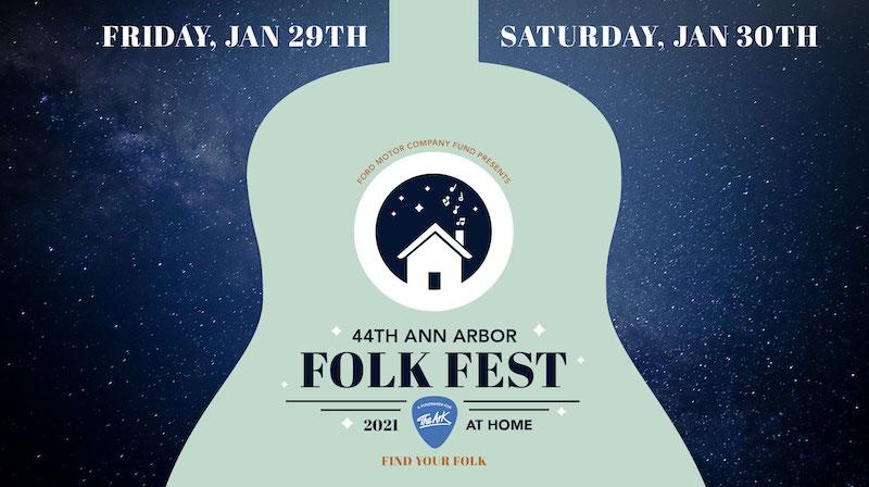 Ann Arbor Folk Fest - The Ark - Jeff Daniels