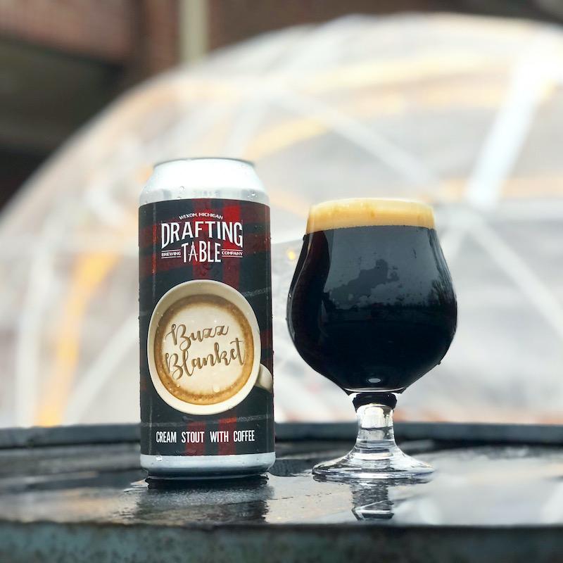metro Detroit breweries - buzz blanket