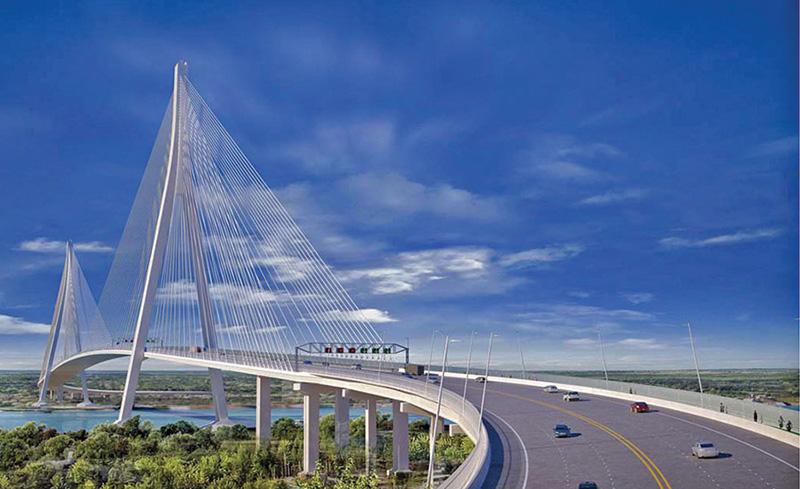 detroit developments - gordie howe international bridge