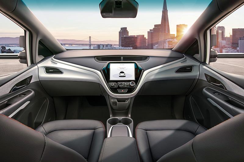 autonomous vehicles - cruise AV