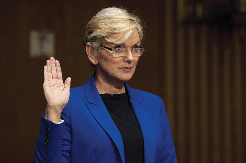 Jennifer Granholm - Biden Administration
