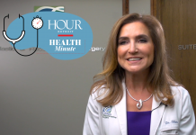 Dr. Ellen Health Minute Video Thumbnail