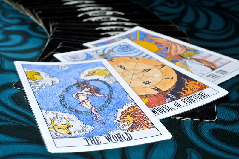 tarot cards