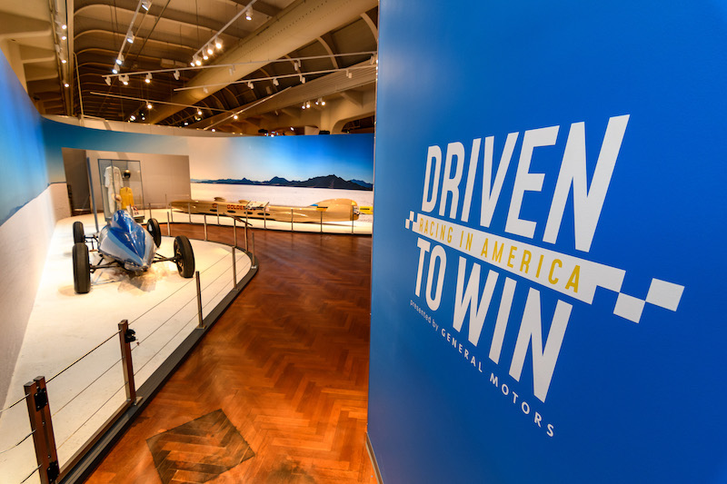 driven to win