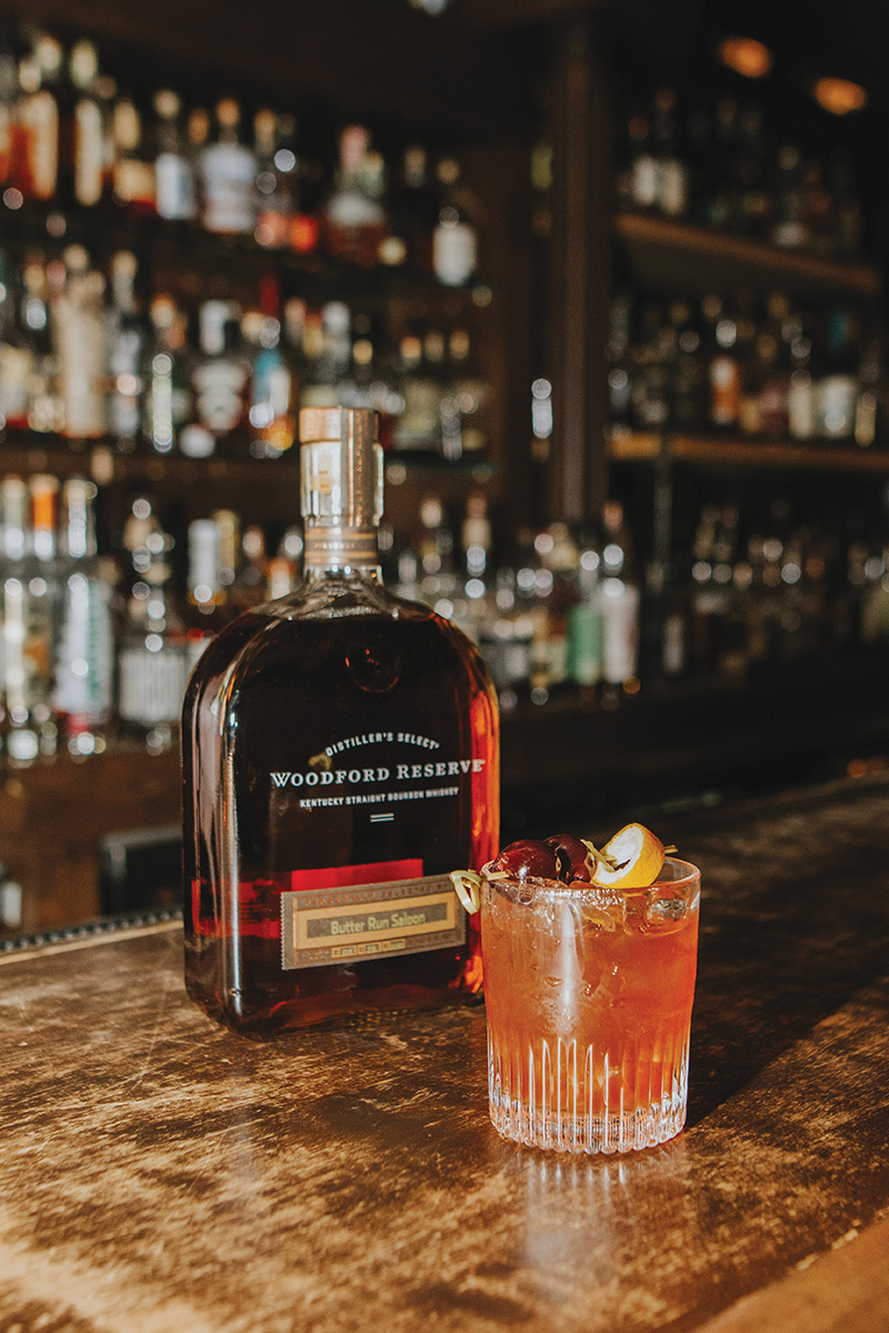 Woodford Reserve Butter Run Blend Old Fashioned