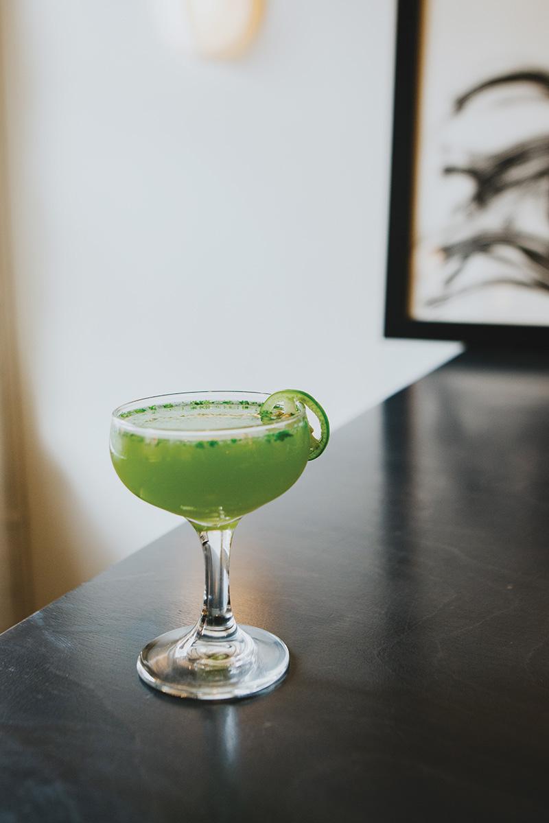 Lady Choi cocktail - miss kim
