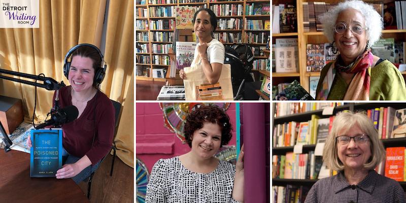 National Reading Month - detroit bookshops
