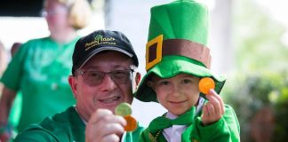 St. Patrick's Day events