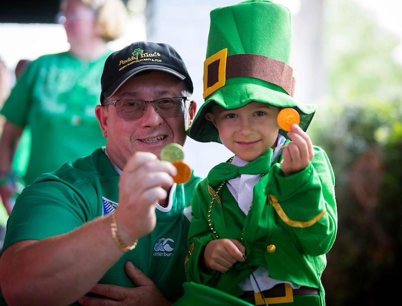 St. Patrick's Day - Lucky Leprechaun Day