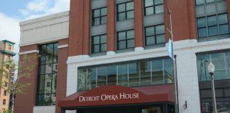 Detroit Opera House in Detroit, MI