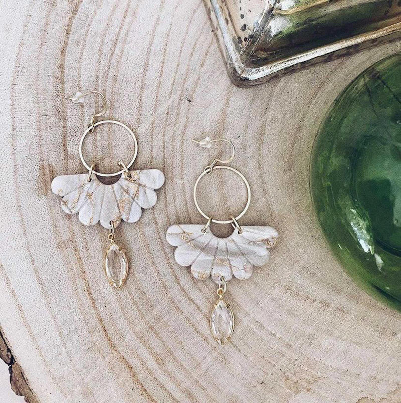 The Sylvia Earrings PC The Butterfly Effect (1) - mother's day