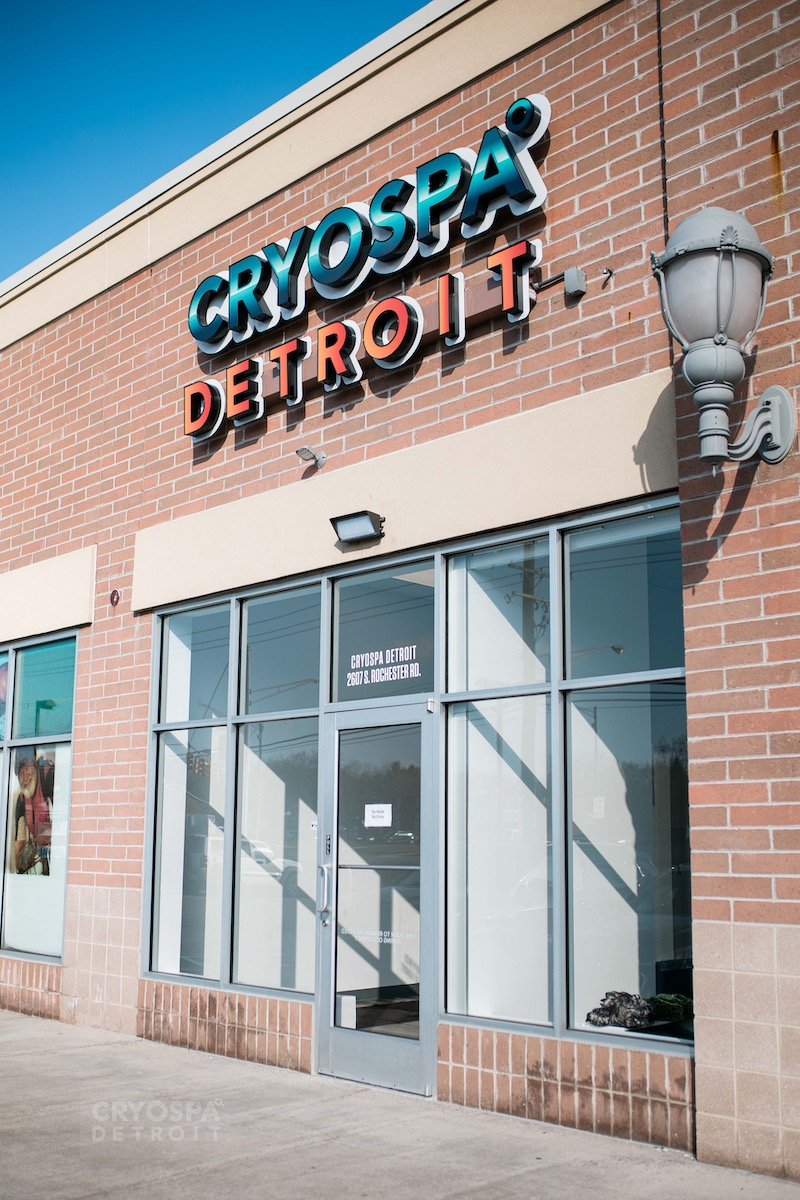 Cryospa Detroit - mother's day