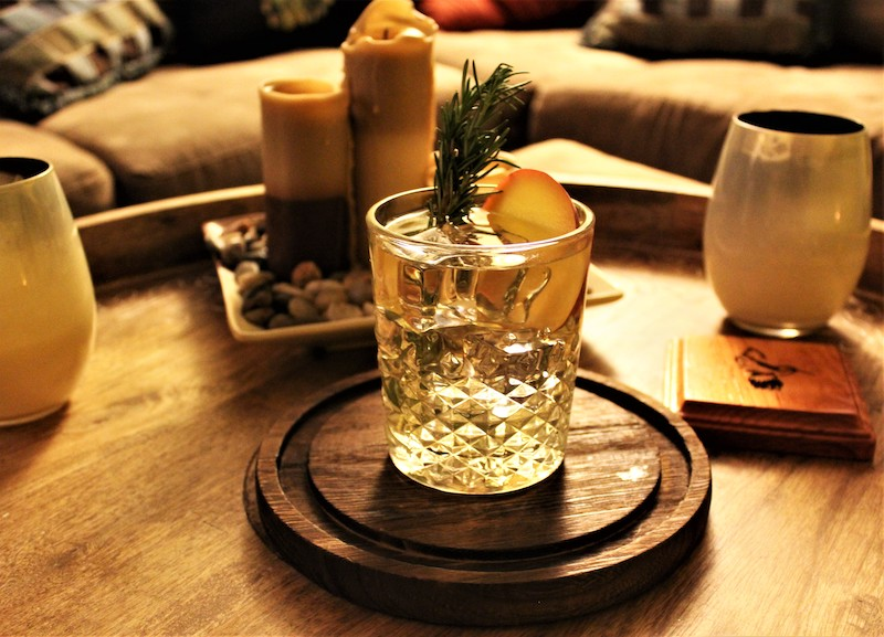 Blood Orange Sweet Tea - anteel tequila