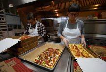 Buddy's Pizza - capuchin soup kitchen