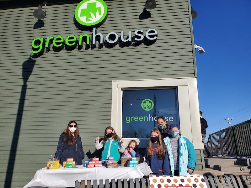 Greenhouse - 4/20