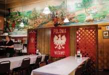 Polonia Restaurant - polish culture