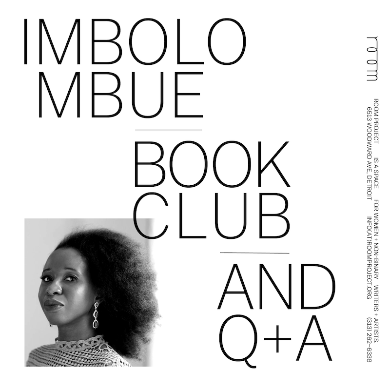 Room Project - Imbolo Mbue