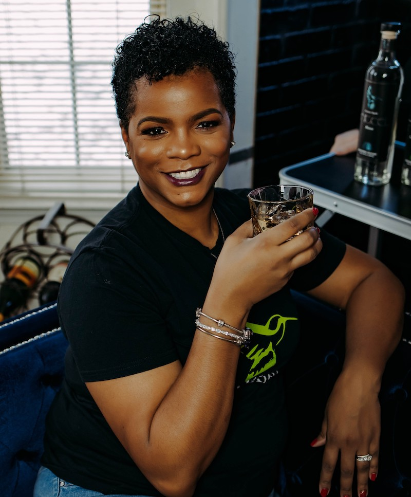 Nayana Ferguson - anteel tequila