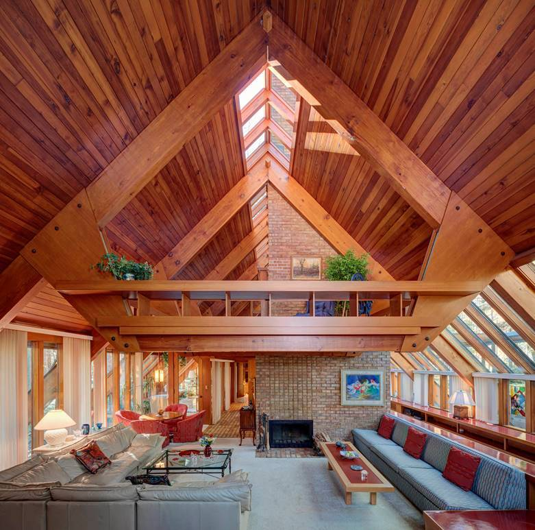 michigan modern architecture