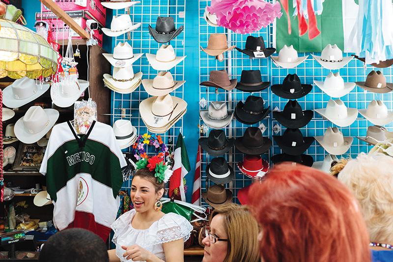 southwest detroit - mexican culture - xochi's gift shop