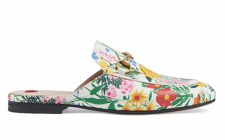 floral trend - gucci 3