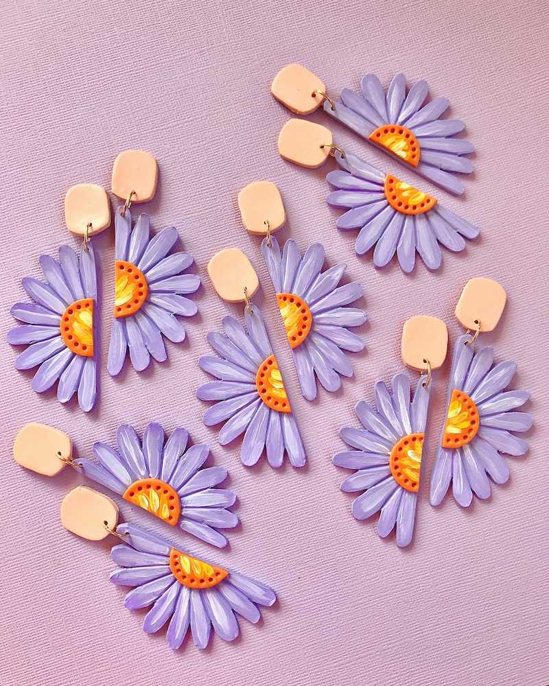 floral trend - sun sprinkles