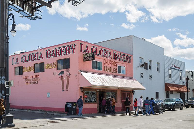southwest detroit - mexican culture - la gloria bakery