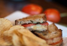 Cafe Muse - grilled cheese