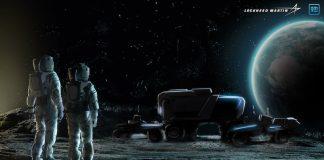 General Motors Co - astronauts