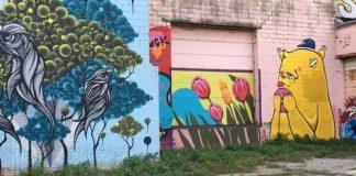 Motor City Brew Tours - mural tours