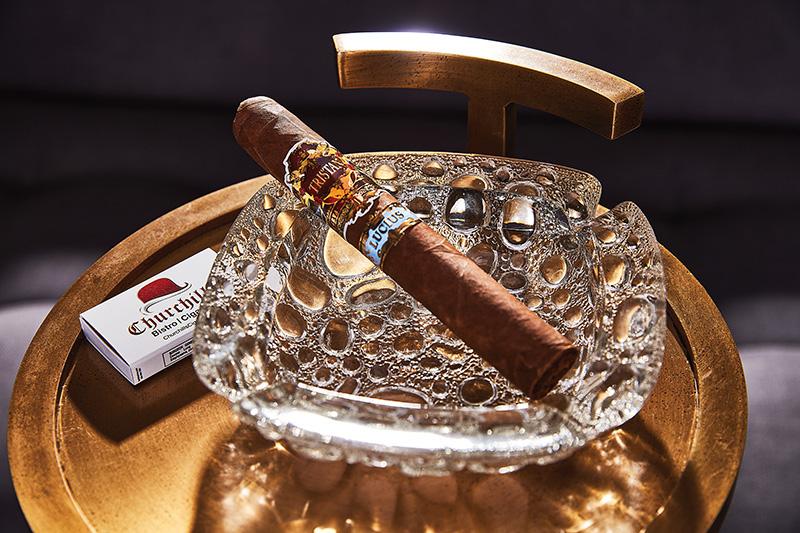 churchill's cigar bar - best cigar shop